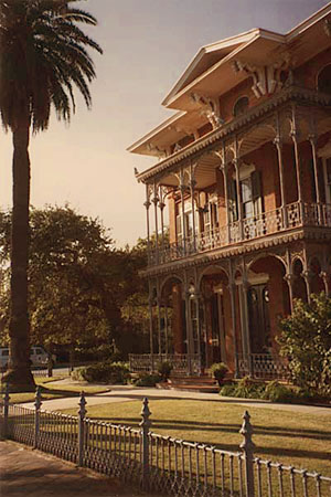 Ashton Villa, Galveston, Texas